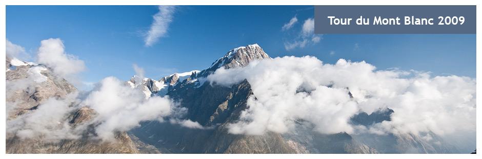 Tour du Mont Blanc 2009