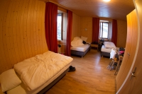 Ubytování v hospici