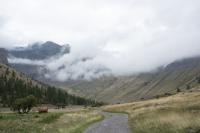 Nahoře Col de Eychauda