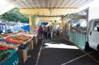 Tržiště v Grenoblu