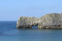 Pláž Ensenada de Berellin