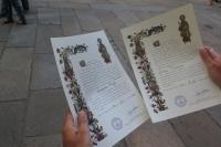Získaná Compostela