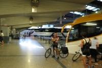 Autobusák v Santiagu