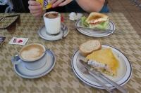 Snídaně v Laredu