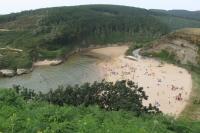 Pláž Galizano