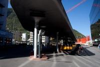 Autobusové nádraží Visp