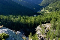 Údolí se St. Jaques