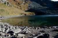 Jezírko  Lago di Chamolé