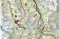 Mapka St. Bernard Tour