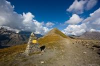 Col des Chavannes 2603 m