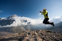 Radost z Mt. Blancu
