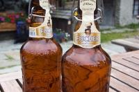 Pivo u Auberge la Boerne