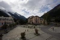 Náměstí v Chamonix